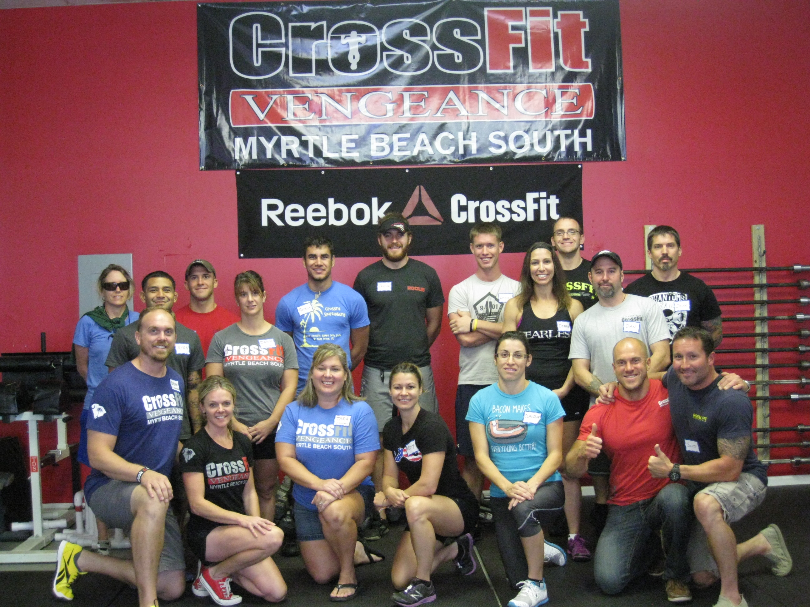 Crossfit myrtle beach area