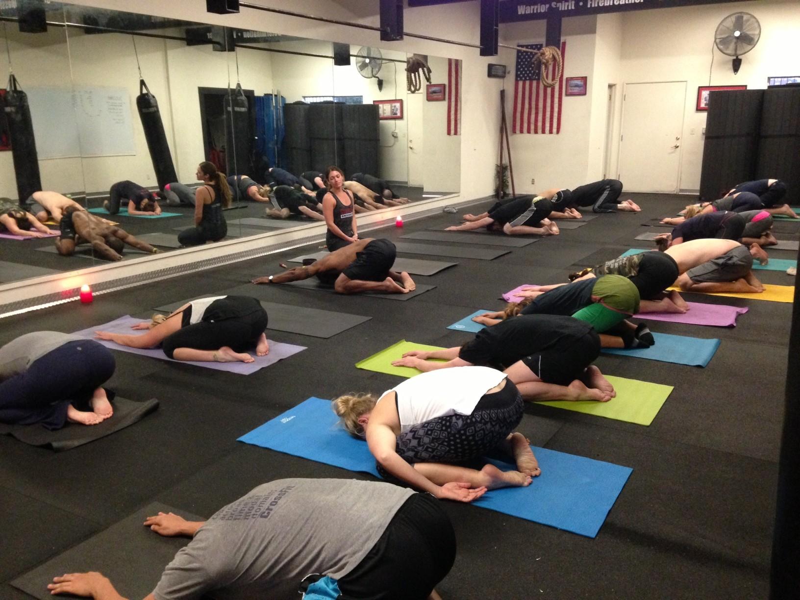 YogaBigClass