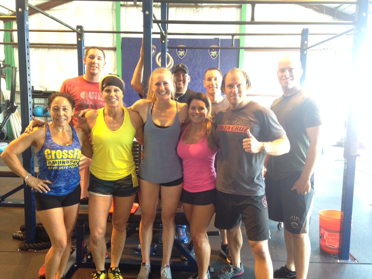 May crossfit amundson