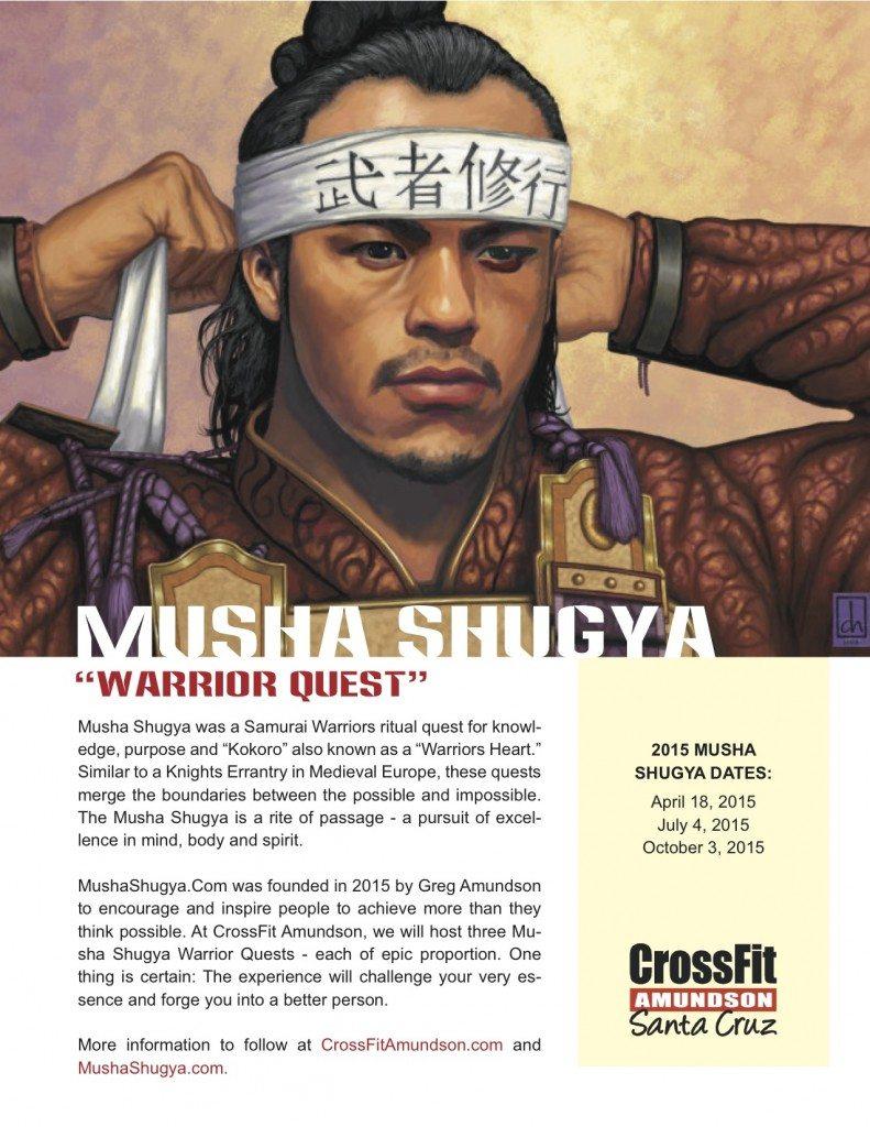 Musha-Shugya